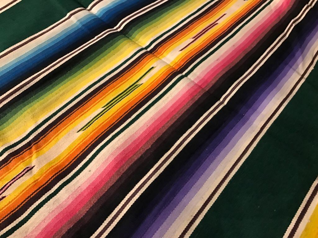 神戸店2/4(土)スーペリア、プチモダンミリタリー入荷!#2  Superior Knit Item & Mexican Blanket!!!_c0078587_141871.jpg