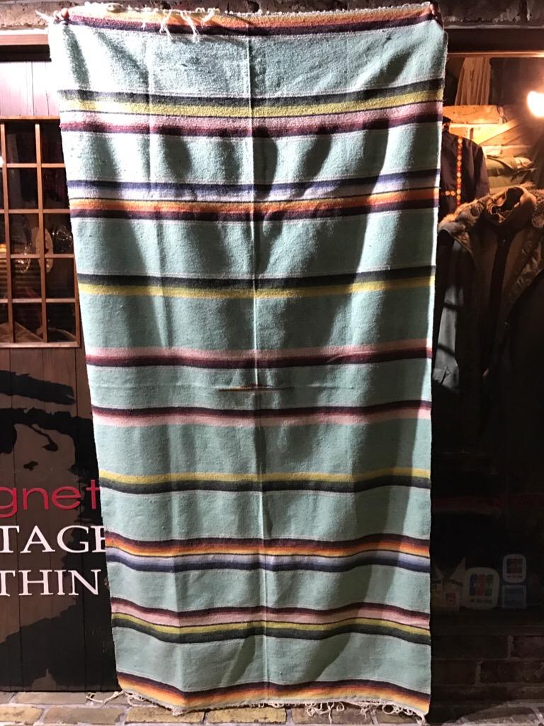 神戸店2/4(土)スーペリア、プチモダンミリタリー入荷!#2  Superior Knit Item & Mexican Blanket!!!_c0078587_153335.jpg