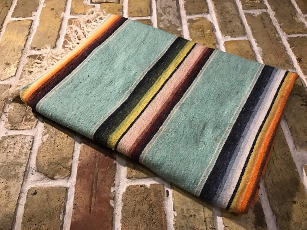 神戸店2/4(土)スーペリア、プチモダンミリタリー入荷!#2  Superior Knit Item & Mexican Blanket!!!_c0078587_162267.jpg