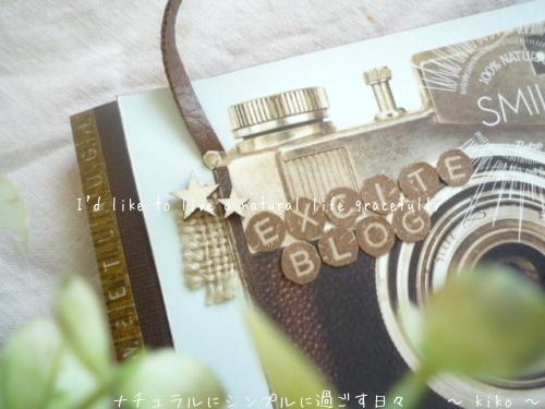 「エキサイトブログ大人の文化祭」をスクラップブッキングアルバムに_c0332287_15511673.jpg