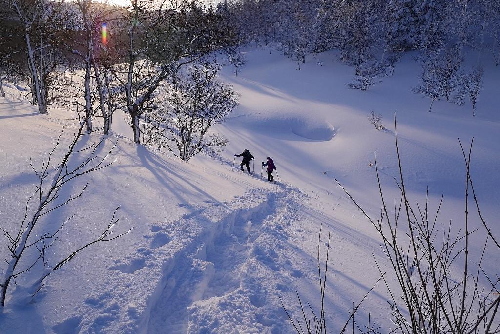北白老岳と白老岳、2017.1.29-北白老岳編-_f0138096_17380557.jpg