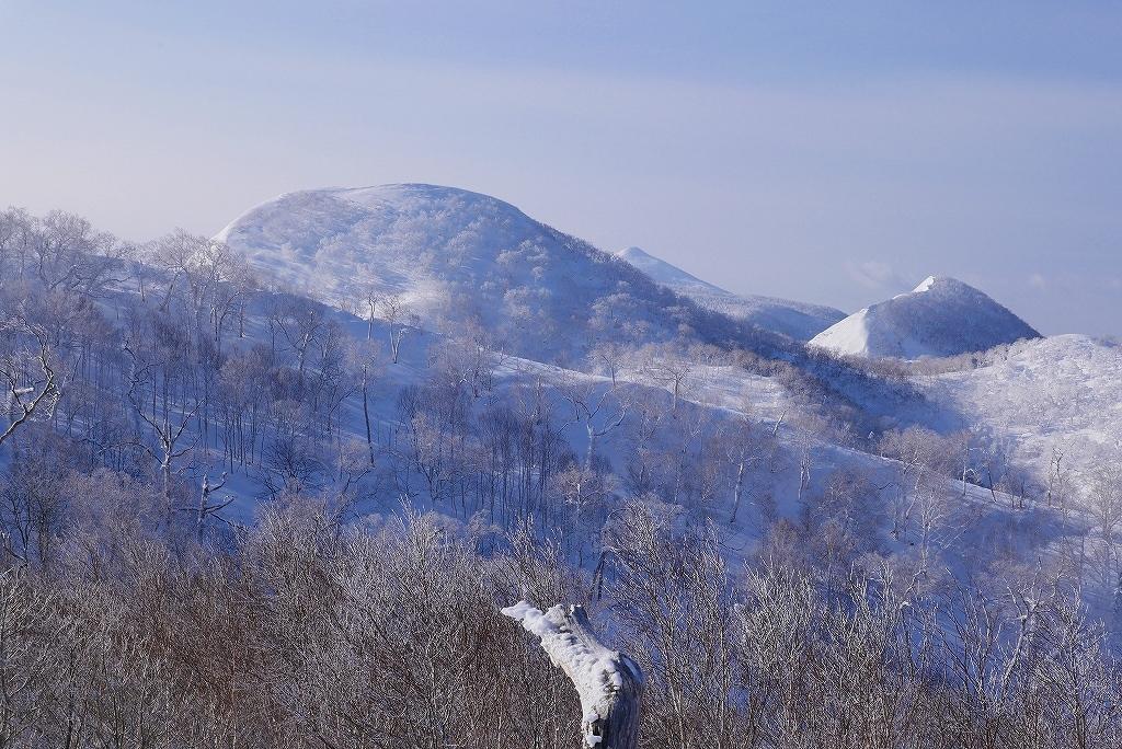 北白老岳と白老岳、2017.1.29-北白老岳編-_f0138096_17431847.jpg