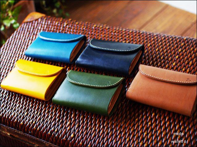 moto leather&silver[モトレザー] Wallet-6「W6」MEN\'S/LADY\'S_f0051306_20454547.jpg