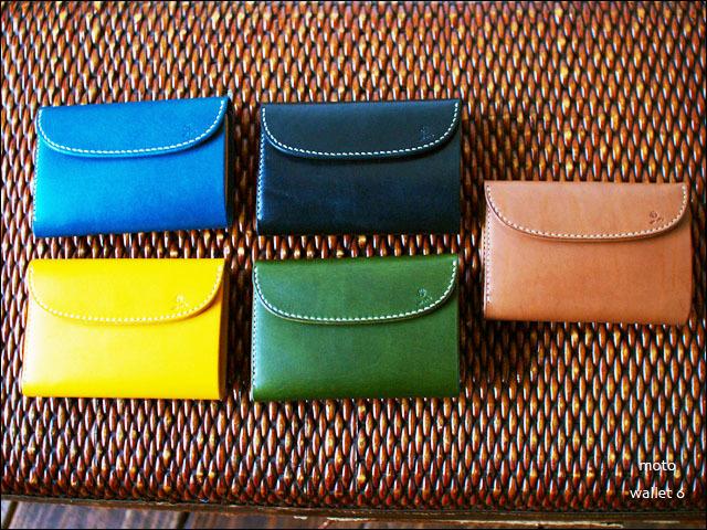 moto leather&silver[モトレザー] Wallet-6「W6」MEN\'S/LADY\'S_f0051306_20454663.jpg
