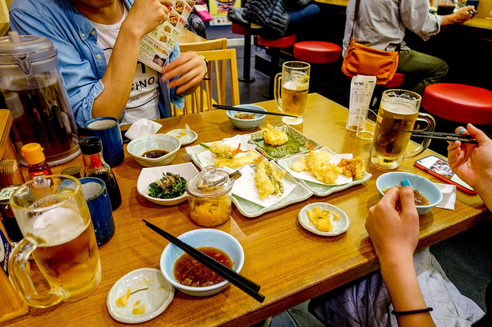 天ぷらと酒のカーニバル、「てんや呑み」を極める7つの法則_b0029315_16455917.jpg