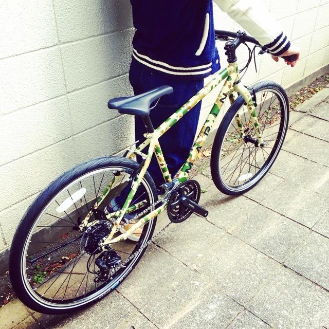 2017 MARINマリン 限定カラー ミュアウッズse おしゃれ自転車 オシャレ自転車 自転車女子 自転車ガール クロスバイク_b0212032_17185558.jpg