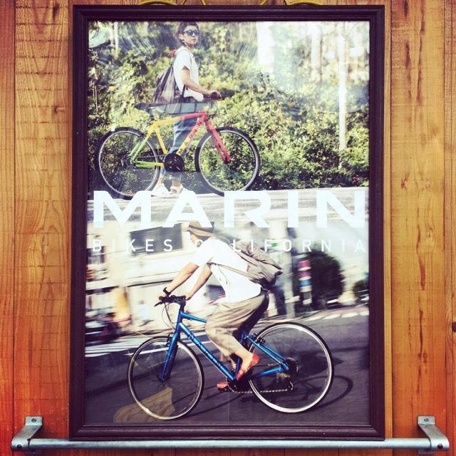 2017 MARINマリン 限定カラー ミュアウッズse おしゃれ自転車 オシャレ自転車 自転車女子 自転車ガール クロスバイク_b0212032_17195538.jpg