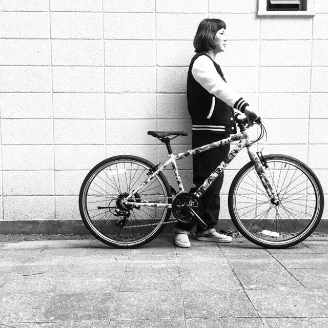 2017 MARINマリン 限定カラー ミュアウッズse おしゃれ自転車 オシャレ自転車 自転車女子 自転車ガール クロスバイク_b0212032_17223200.jpg