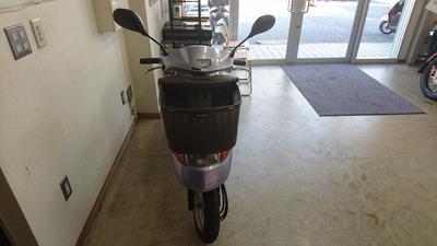 Z1000にバイクザシートインサイド_e0114857_19331928.jpg