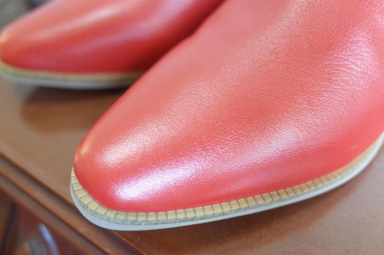 ★Leather slippers sandals★_e0269968_18333621.jpg