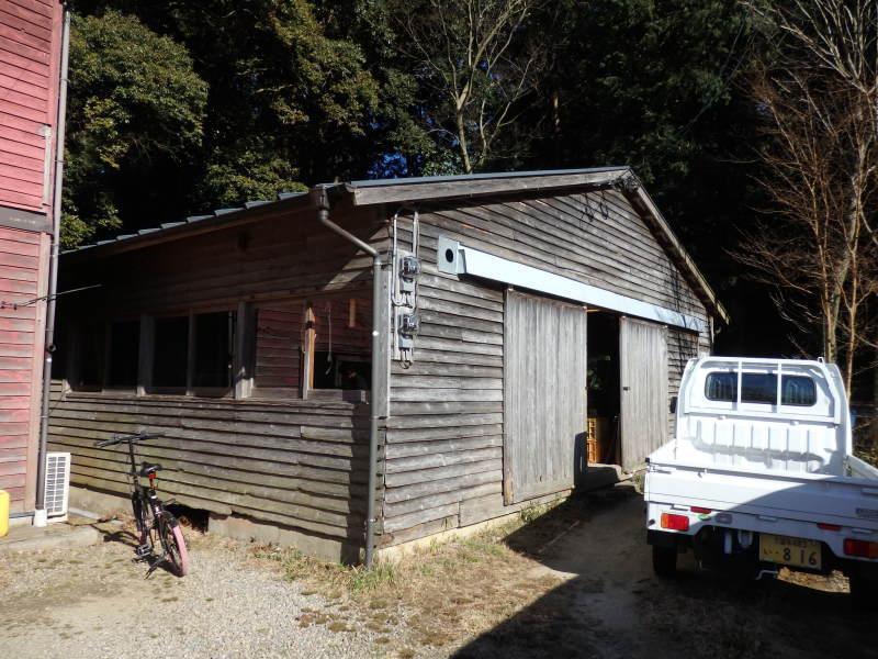 うきは市吉井町アート散策2 山口和宏さんの木工所 編_f0351305_19003461.jpg