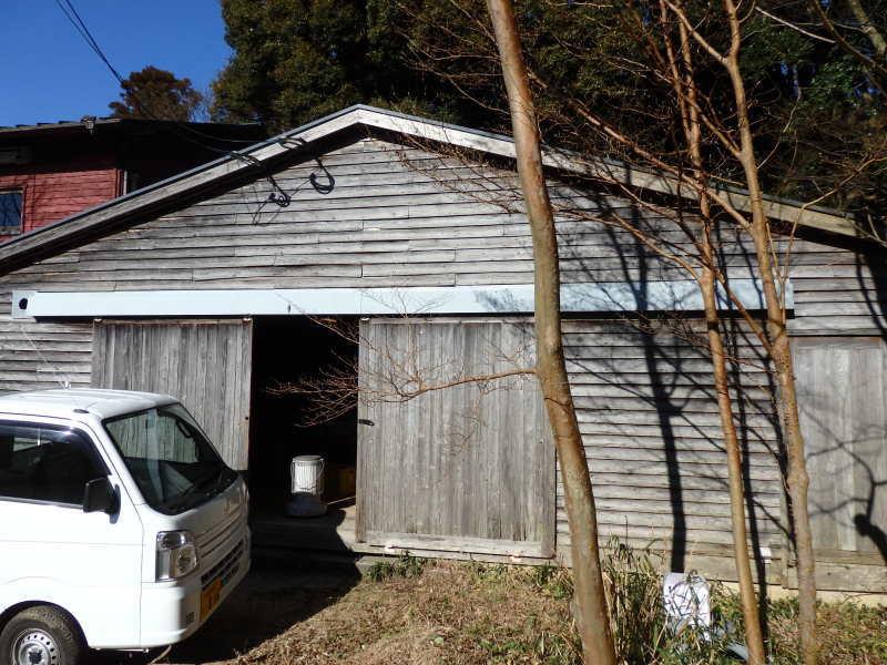 うきは市吉井町アート散策2 山口和宏さんの木工所 編_f0351305_19005682.jpg