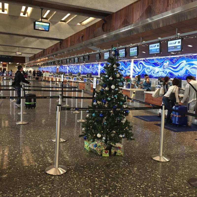 16年11月ハワイ 17★ホノルル空港にてビックリしたこと_d0285416_09352882.jpg