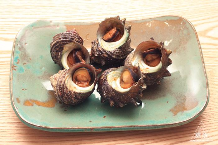 553 島根県産 ~近所の鮮魚店でサザエの煮つけ~_c0211532_23151676.jpg