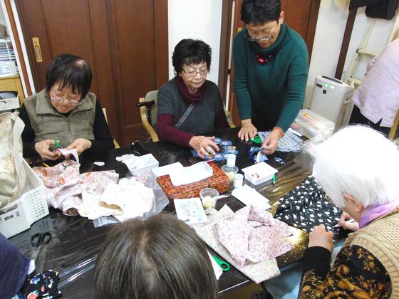 節分 ~ 恵方巻 & 豆まき ~_e0222340_1023221.jpg