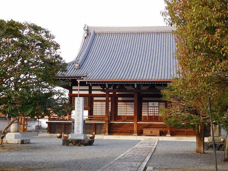 妙覚寺(信長のもうひとつの京やど)20170107_e0237645_00425425.jpg