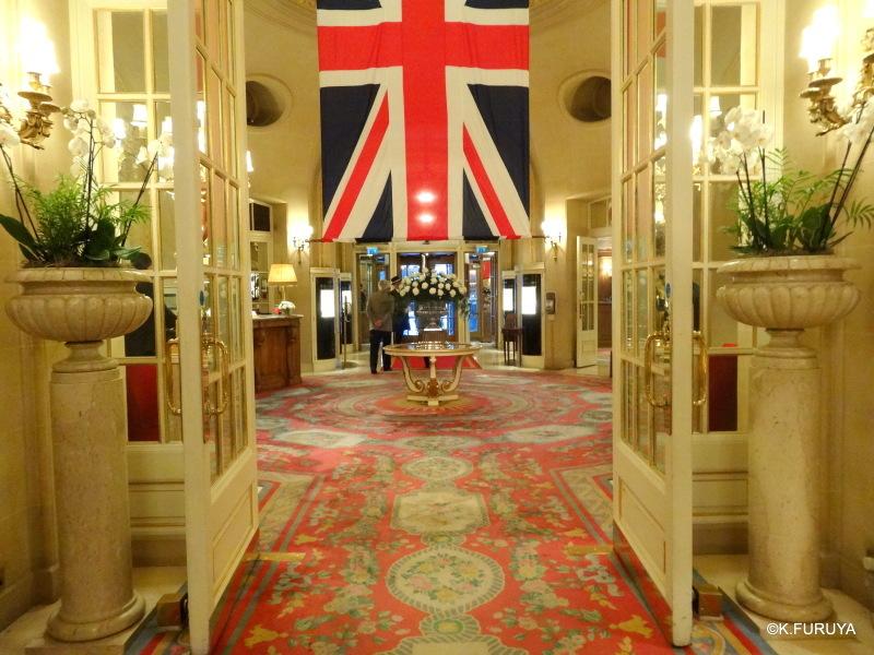 イギリスの旅 最終回 ザ・リッツ・ロンドン_a0092659_14360370.jpg