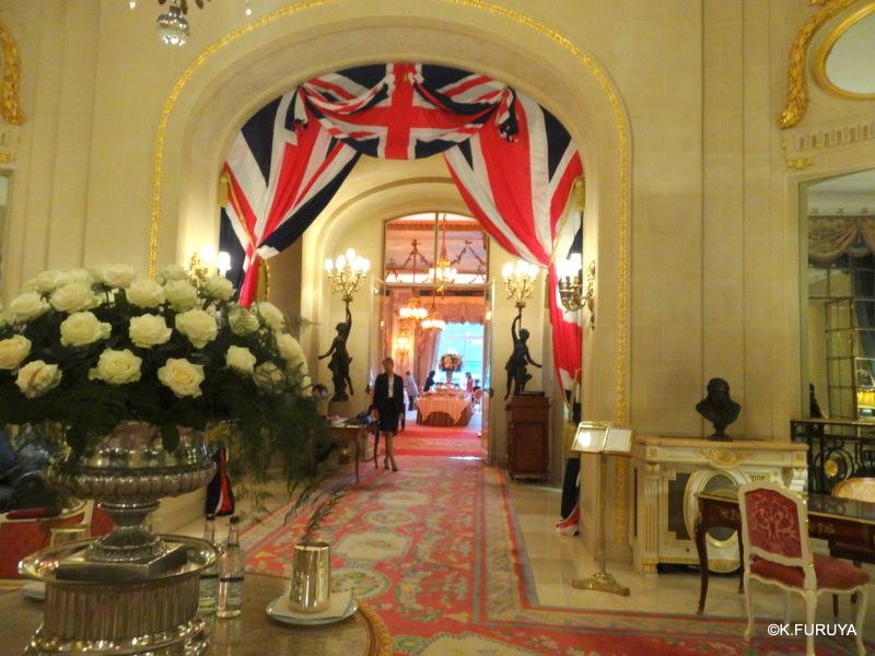 イギリスの旅 最終回 ザ・リッツ・ロンドン_a0092659_14373340.jpg