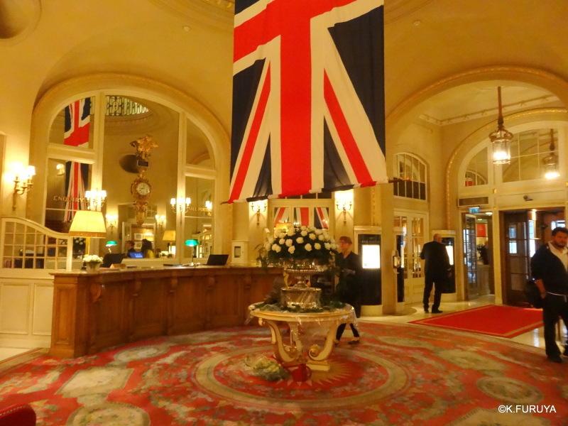 イギリスの旅 最終回 ザ・リッツ・ロンドン_a0092659_14392671.jpg