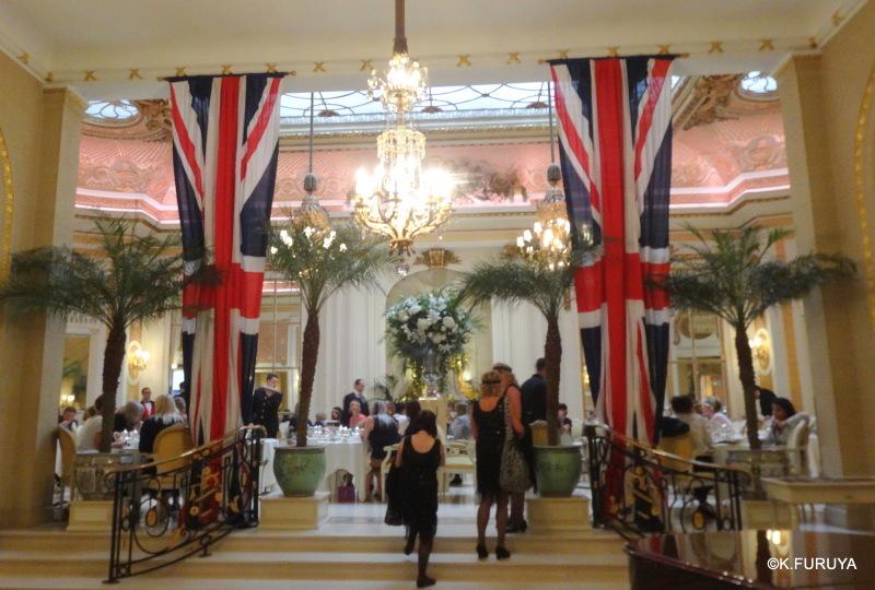 イギリスの旅 最終回 ザ・リッツ・ロンドン_a0092659_14521242.jpg