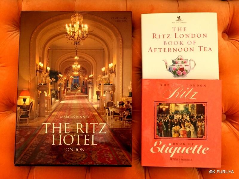 イギリスの旅 最終回 ザ・リッツ・ロンドン_a0092659_20105325.jpg