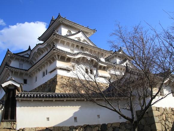 2017年 2月 世界遺産姫路城・・_d0202264_1755299.jpg