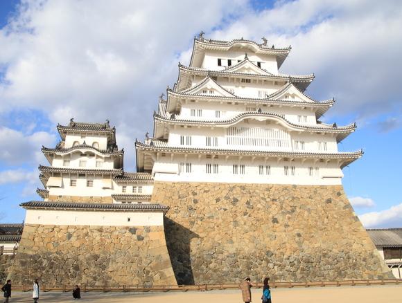 2017年 2月 世界遺産姫路城・・_d0202264_17573529.jpg