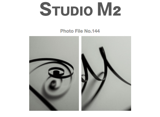 STUDIO M2 Photo File No.144 「 helix 」_a0002672_16013516.jpg