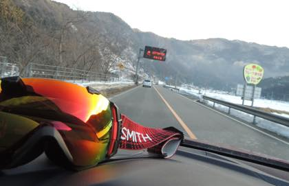 朝一若桜氷ノ山に.....久々の土日のスキーもう少し人も..._b0194185_2137458.jpg