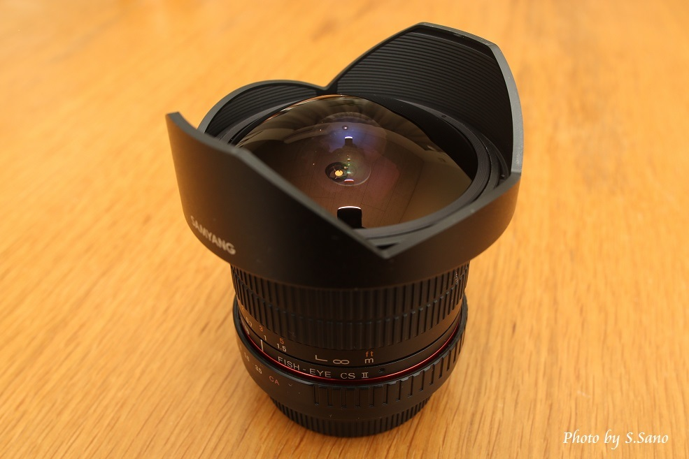 SAMYANG 8mm F3.5 UMC FISH-EYE CS II_b0348205_23190933.jpg