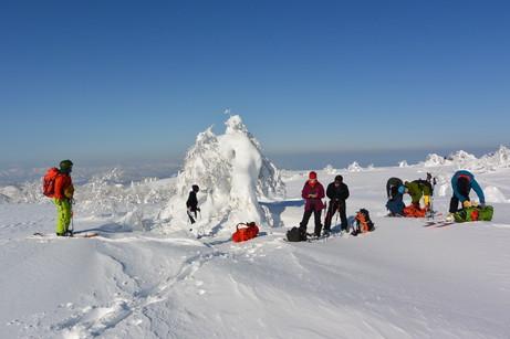 """2017年2月 『人生最良のパウダースキー・デー』 February 2017 \""""The Best Day of Powder Ski\""""_c0219616_22223896.jpg"""