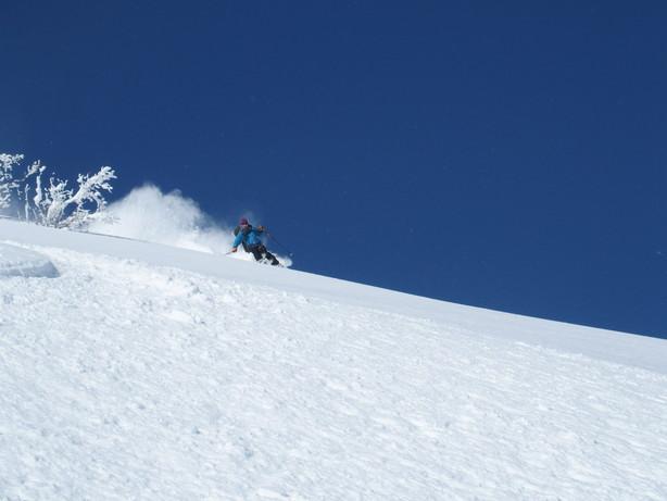 """2017年2月 『人生最良のパウダースキー・デー』 February 2017 \""""The Best Day of Powder Ski\""""_c0219616_2223449.jpg"""