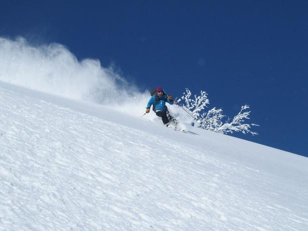 """2017年2月 『人生最良のパウダースキー・デー』 February 2017 \""""The Best Day of Powder Ski\""""_c0219616_22244026.jpg"""