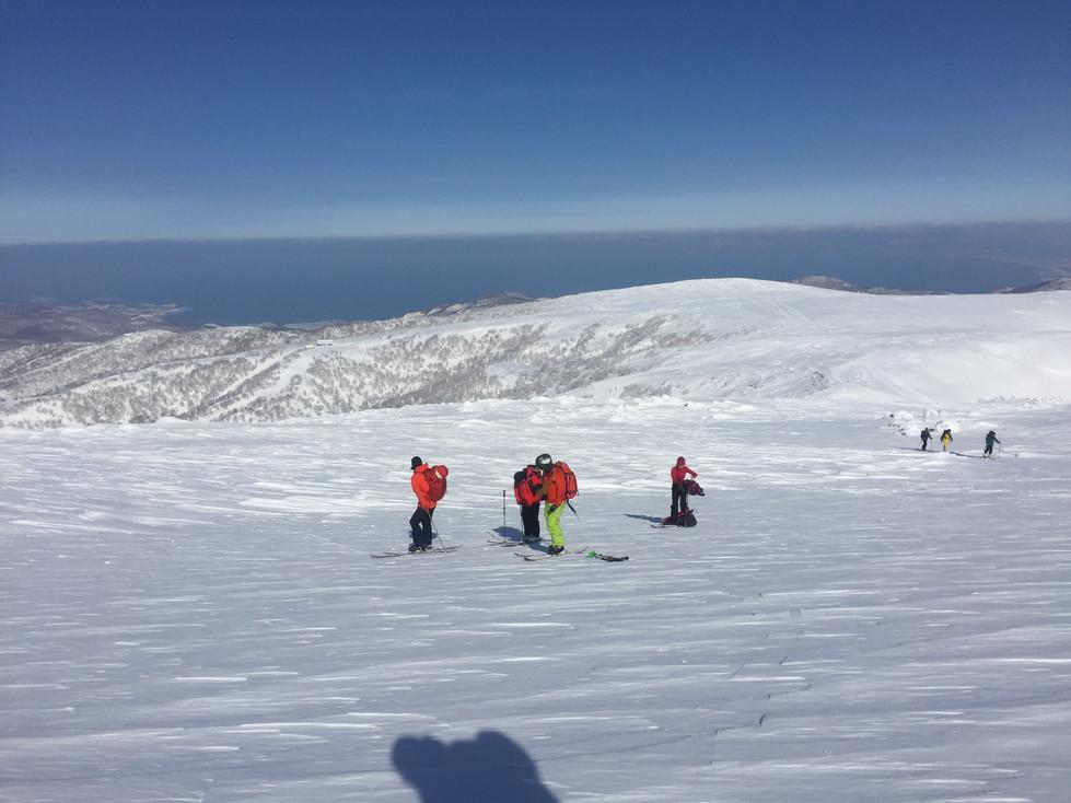 """2017年2月 『人生最良のパウダースキー・デー』 February 2017 \""""The Best Day of Powder Ski\""""_c0219616_22271598.jpg"""