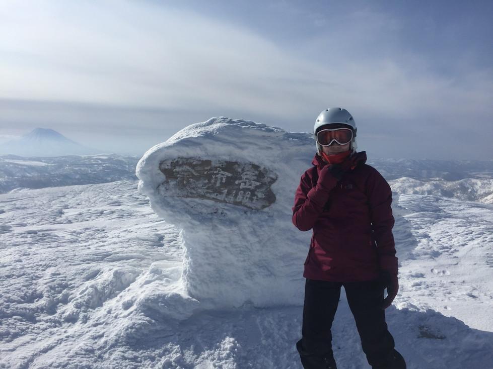 """2017年2月 『人生最良のパウダースキー・デー』 February 2017 \""""The Best Day of Powder Ski\""""_c0219616_22273623.jpg"""
