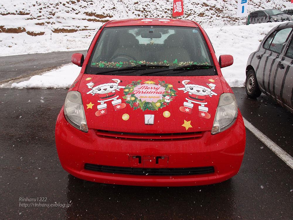 2016.12.17 東北サファリパーク☆クリスマススペシャルサファリカー_f0250322_22292018.jpg