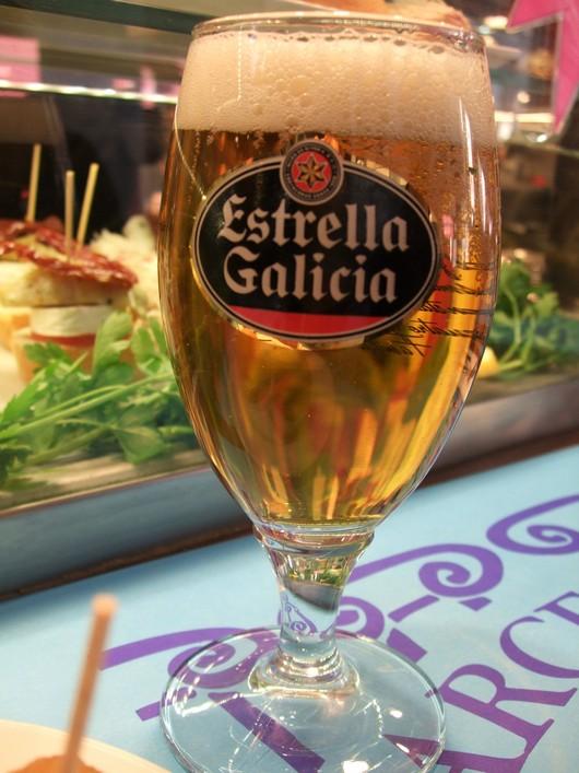 バルセロナマラソンへ☆ Day 1~到着&マルシェでランチ_e0303431_17335233.jpg