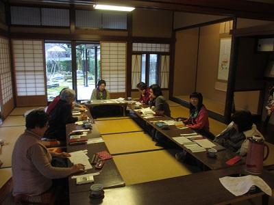 「雛飾り」・句会_f0289632_20122683.jpg