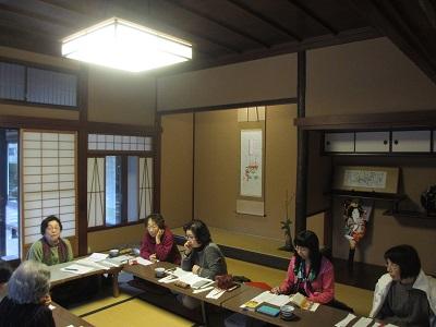 「雛飾り」・句会_f0289632_20125360.jpg