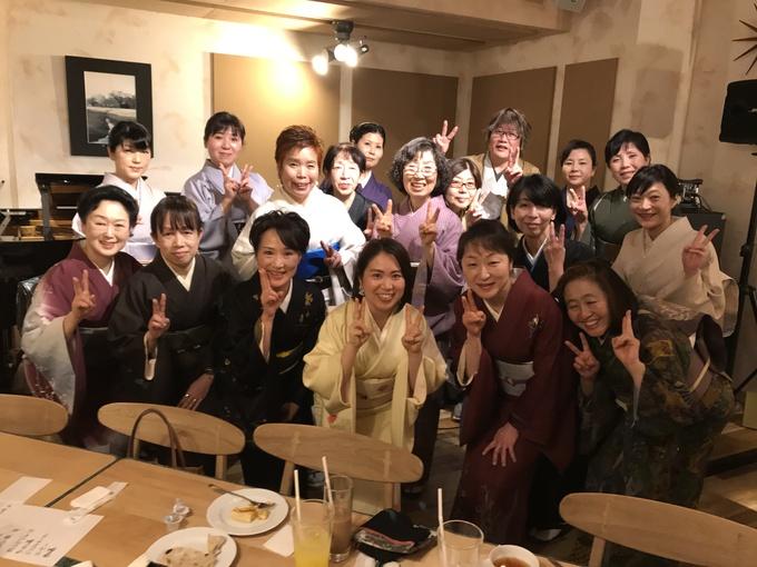 遅~い新年会でした❁_f0140343_20124618.jpg