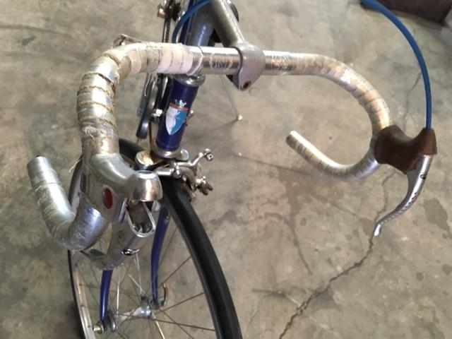 SANNOWロードバイクの整備_e0365651_21124325.jpg