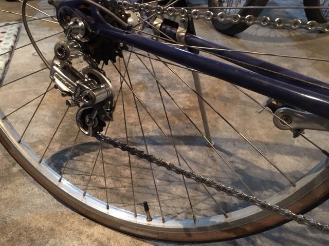 SANNOWロードバイクの整備_e0365651_21154763.jpg