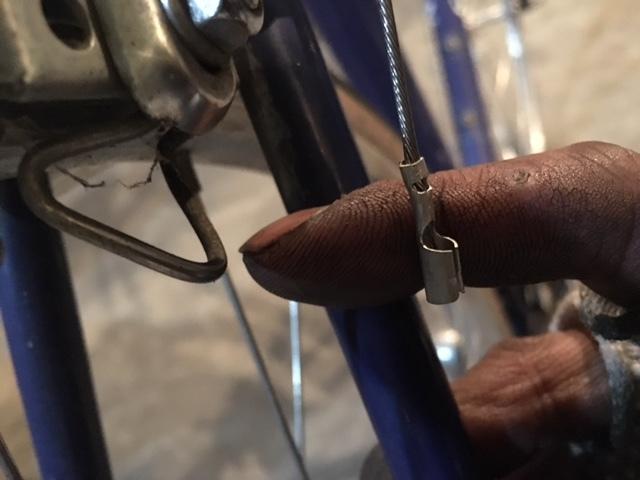 SANNOWロードバイクの整備_e0365651_21161264.jpg