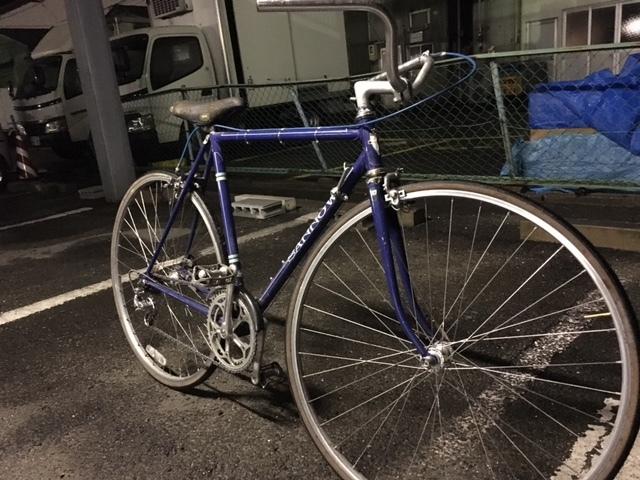 SANNOWロードバイクの整備_e0365651_21162536.jpg