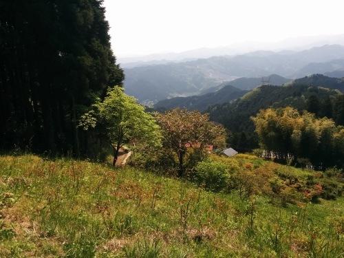 山登り_e0123469_23392721.jpg