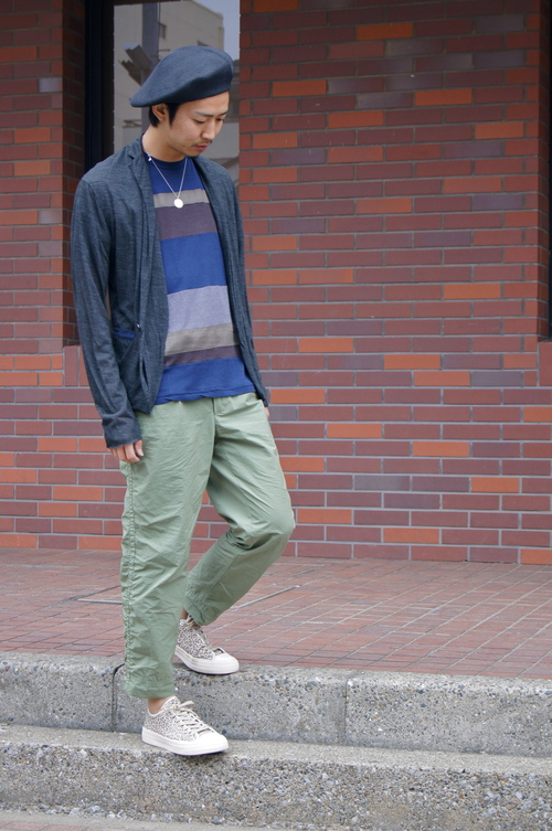 kolor - Recommend MA-1 Style._c0079892_182537100.jpg