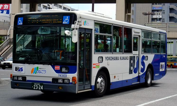 横浜神奈交バス PJ-MP35JM その1...