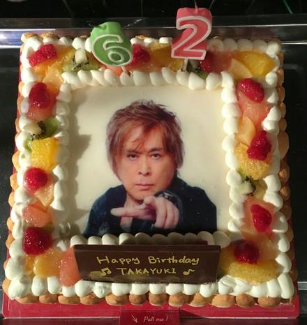 ⭐ありがとう!~Birthday Party♪_a0120325_18351319.jpg