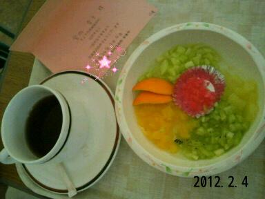 ⭐ありがとう!~Birthday Party♪_a0120325_18351580.jpg