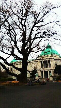 170206  昨日上野のパークサイドカフェで_f0164842_23385833.jpg